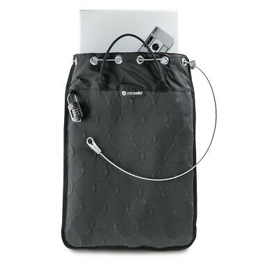 "Pacsafe Travelsafe 12L GII Portable Travel Safe Compatible with 15"" Macbook"