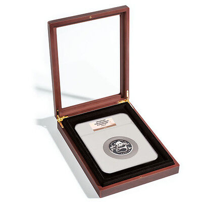 Lighthouse Certified Large Coin Oversize Big NGC ANACS Slab Display Box Case