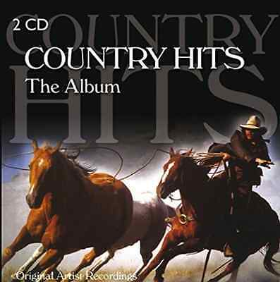 VARIOUS-Country Hits - The Album (2CD) CD NEW