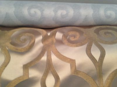 Beautiful 12 Yards Donghia Rubelli  Silk Fabric