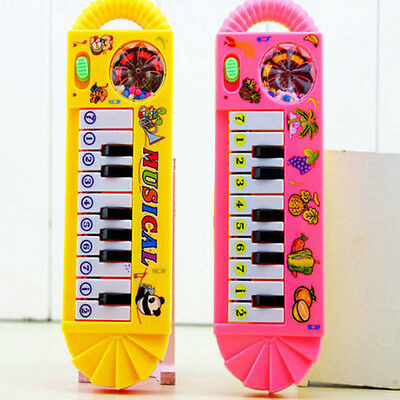 1Pc Practical Baby Kids Piano Music Development Toy Musical Keyboard Interesting