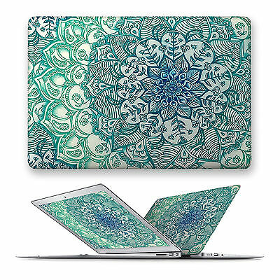 Flower Mate Hard Front Case Cover For Apple Mac Macbook Air Pro 11 12 13 15
