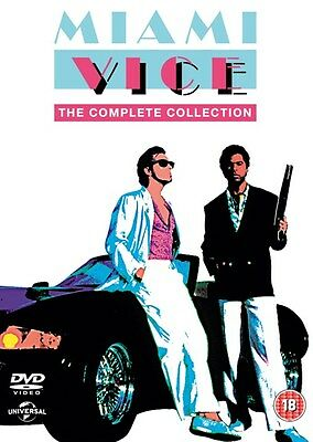 Miami Vice: The Complete Collection (Box Set) [DVD]