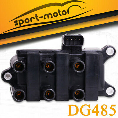 New Ignition Coil Pack for ford mazda mercury 2001-2008 C1312 DG485 FD498