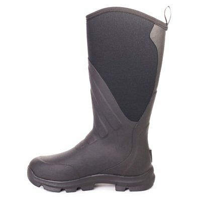 The Muck Boot Company Muck Grit Black/Carbon, the perfect farm&construction boot
