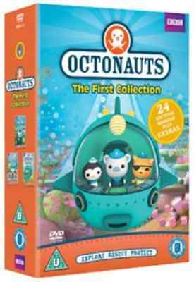Octonauts: The First Collection DVD NEW