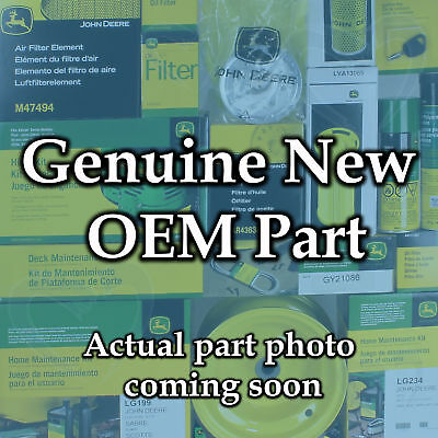 John Deere Original Equipment Hood #AM132685