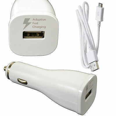 OEM Original Samsung Galaxy S7/ S7 Edge Adaptive FAST Charging Rapid Car Charger