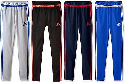 New Kid's ADIDAS Tiro 15 Training Pants Soccer Futbol Youth All Colors & Sizes