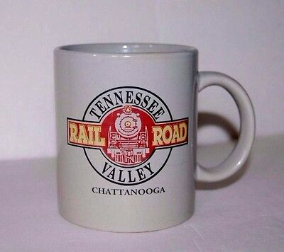 Tennessee Valley Railroad Chattanooga Coffee Mug Cup