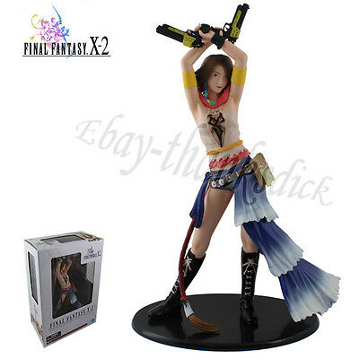 Final Fantasy X-2 YUNA Highly Detailed 1/6 Scale Soft Vinyl Statue Figure NIB