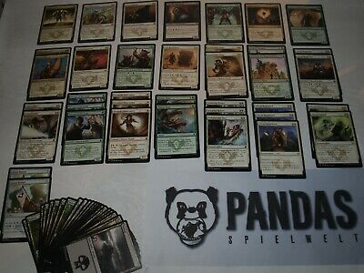 Magic the Gathering Abzan Clan Deck