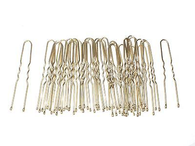 5cm Golden Blonde Hair Pins Hair Accessories UK