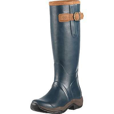 Ariat Stormstopper Wellingtons - Navy or Brown