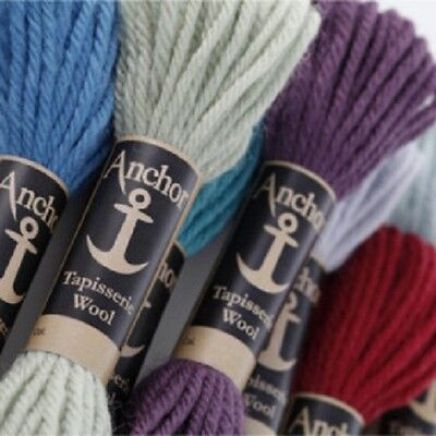 1 x Anchor Tapestry Wool 8000-8004