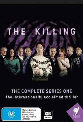 The Killing - The Complete Series 1 NEW R4 DVD