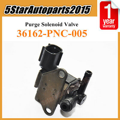 36162-PNC-005 Vapor Canister Purge Solenoid Valve For Honda Civic CR-V Acura RSX