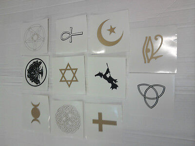 Spiritual Or Religious Stickers