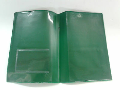 Green Mot Holder / A4 Holder With Clear On Outside