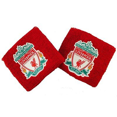 Official Liverpool FC Pair of Wristbands