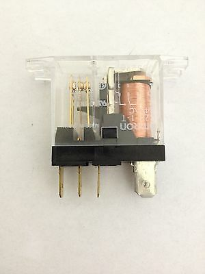 LOT OF 3pcs NEW OMRON G2R-1-T24VAC  General Purpose Relays G2R-1T-AC24