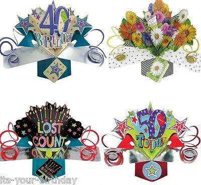 Pop Up Cards 3D Greeting Cards General Birthday All Occasions