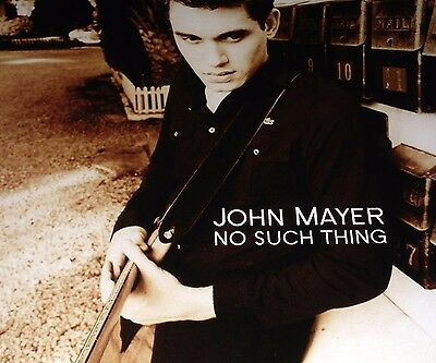 John Mayer No Such Thing CD Single Lenny Live At The X-Lounge Room For Squares
