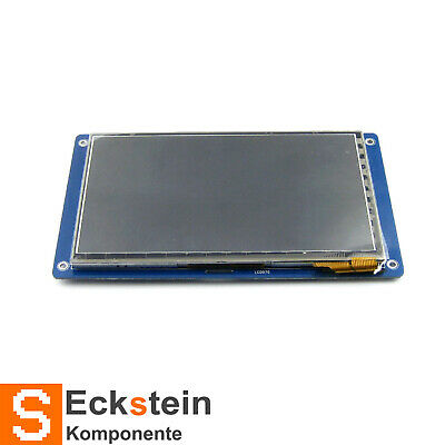 7inch 800x480 LCD Display capacitive Touchscreen stand-alone controller WS40010