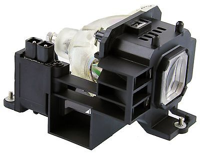 Original Bulb Inside Projector Lamp with Housing for NEC NP410WG