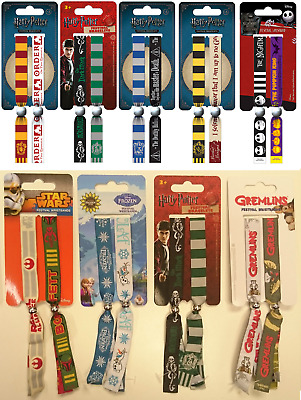 Official Festival Wristbands / Movies / Star Wars / Harry Potter - 578/s