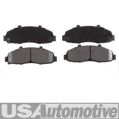 Front Semi-Metallic Disc Brake Pads - Ford F-150 1998-2004