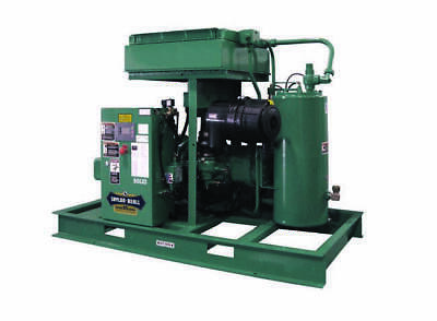 NEW SAYLOR-BEALL  40 HP RSD-40 U 166 CFM Rotary Screw Air Compressors USA made#