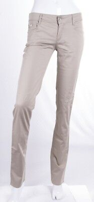 Pantalone Gas Donna Britty Body Fit  Slim Stretch Color  Bleu Grigio Beige