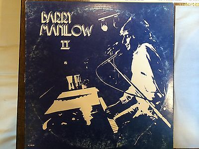 Barry Manilow II ALBUM VINYL