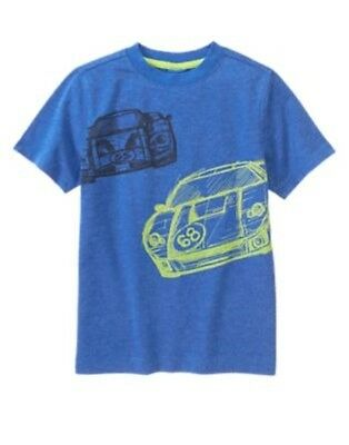 GYMBOREE MIX N MATCH DINO RIDING MOTORCYCLE Fossil Fuel S//S TEE 5 6 7 8 14 NWT