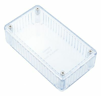 1591BTCL Hammond Clear Polycarbonate Enclosure Box 112 x 62 x 31mm