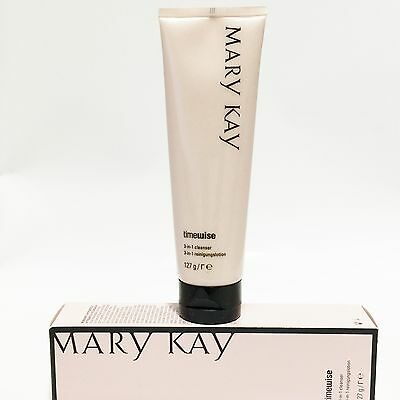 Mary Kay TimeWise 3 in 1 Cleanser 127g.  Neu