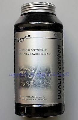 Quality Carbon 1000ml aqua connect Xtra-Line Aktivkohle  14,95€/L