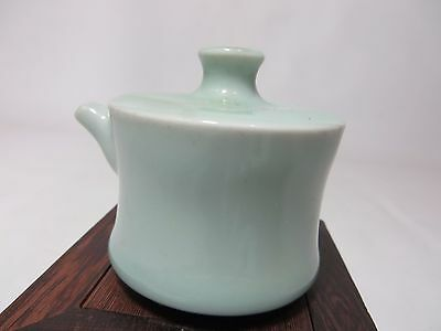 Chinese rare antique Song celadon porcelain water dropper