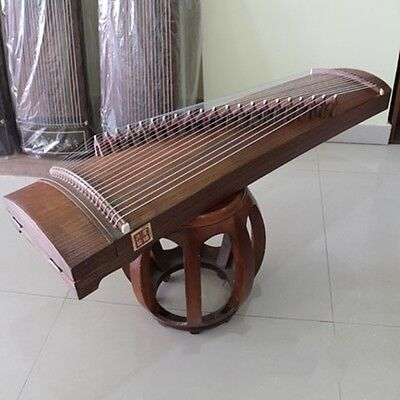 "49"" Gu Zheng Harp Traditional Chinese musical instrument Chinese zither #T049"