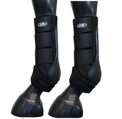 CARIBU Genesis Moulded TENDON SLING BOOTS,  Standard Fastners. Large or Medium