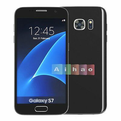 1:1 Non-Working Dummy Display Toy Fake Phone For SAMSUNG GALAXY S7 Black【UK】