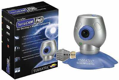 TERRATEC TERRACAM PRO WEBCAM USB DRIVERS