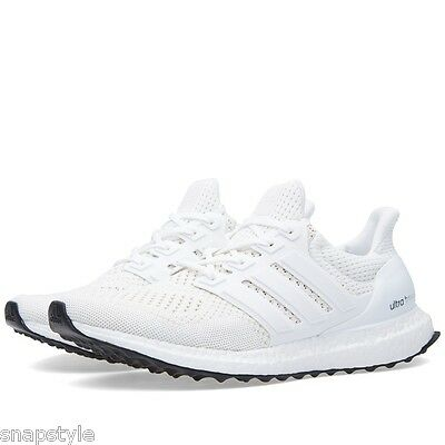 New Men's ADIDAS Ultra Boost M - S77416 White Kanye West All Sizes Ultraboost
