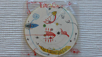 "The Cure Caterpillar (Mint) 7"" Picture Disc"