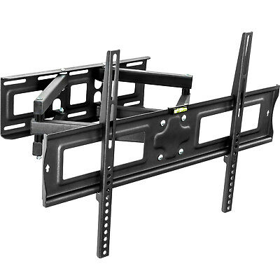 "Support TV mural muraux orientable et inclinable LCD 3D LED 32"" - 65 "" 80-163cm"