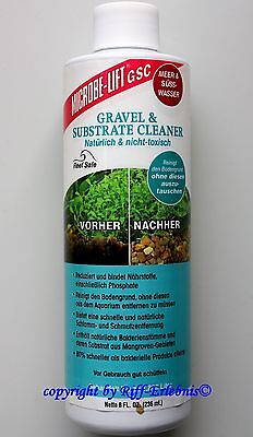 Gravel & Substrate Cleaner 236ml Microbe-Lift 75,85€/L