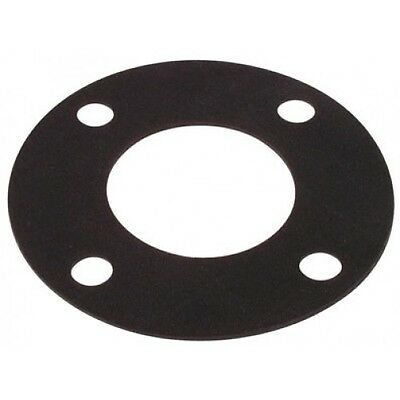 """Jaymac Table D Full Face Flange Rubber Drilled Gasket 3"""" GRD3 #23B206"""