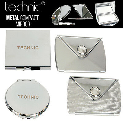 Technic Compact Mirror Handbag Cosmetic Makeup Mirror