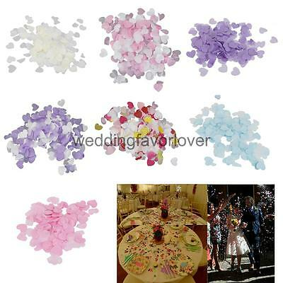 15g/Pack Mini Paper Love Hearts Confetti Wedding Party Table Decorations
